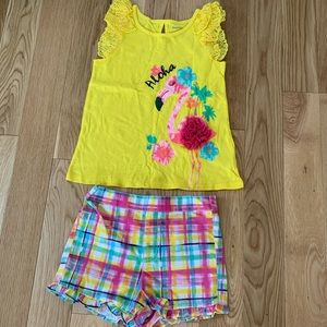 Kids Healthyex Short and Top Set